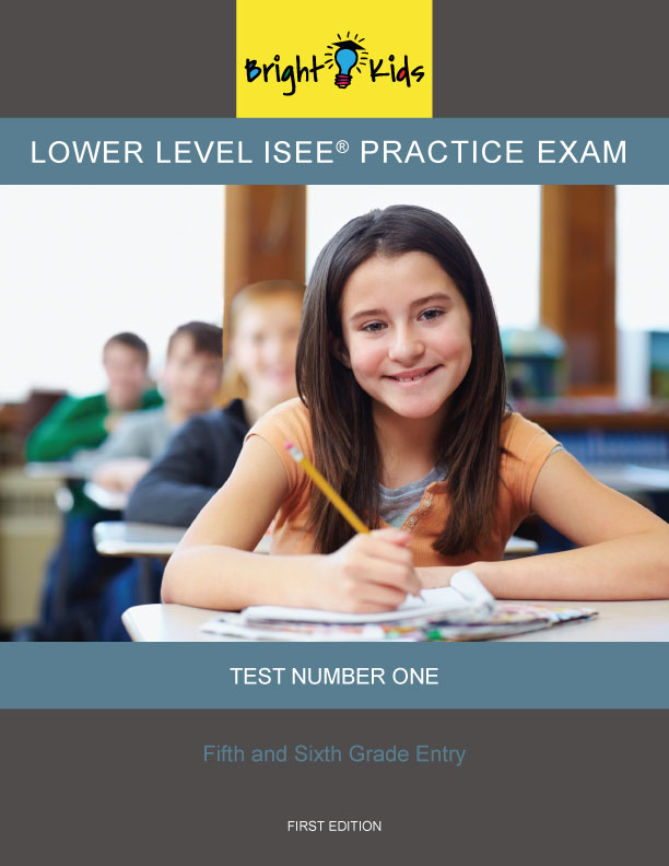 lower level isee essay questions The directions for the isee essay question can be summarized as follows: directions: read the essay topic and decide what you want to say organize your thoughts carefully, then write a legible, coherent, and grammatically correct essay on the topic.