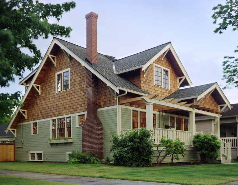 Alameda Bungalow Second Story Addition By Portland Seattle Remodeling Contractor Hammer Hand