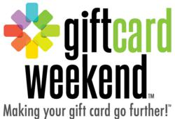 Gift Card Weekend