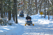 Traverse City: Snowmobiling in the Boardman Valley