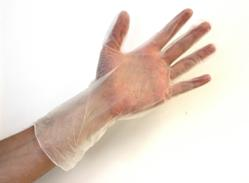 Long Length Vinyl Gloves From The Glove Club