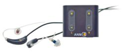 The ANM Neurostimulator used in the new tinnitus treatment,  Acoustic CR® Neuromodulation