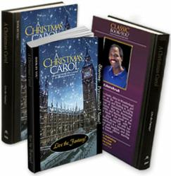 Personalized edition of A Christmas Carol
