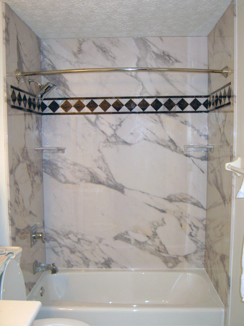 New Sentrel Shower Amp Tub Wall Panels The Glamorous Look