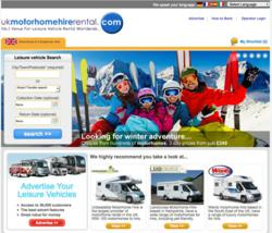 motorhome hire and campervan hire