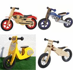 Popular Wooden Balance Bikes