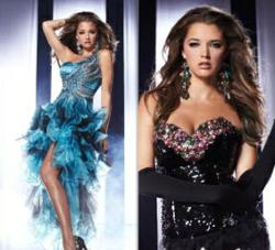 Prom dresses 2013 from Tiffany Designs