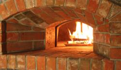 gI 114306 Bread oven lit Wood Fired kerstdiner? Bak in een Wood Fired Pizza Oven, met gratis accessoires By The Stone Bake Oven Company
