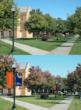 Hope College Installs Banners Throughout Campus To Build Awareness And School Pride