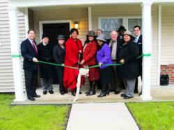 Michaels Organization, Camden, affordable housing