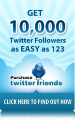 buy twitter followers for $5 dollars