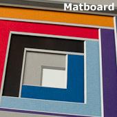 paper mat from Frame Destination
