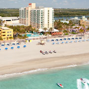 Hollywood Beach hotels, hotel near Orange Bowl, hotel near Sun Life Stadium, South Florida hotel deals
