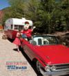 1962 Shasta and 1961 Ford Galaxie, restored by Retro Trailer Design, featured in the 2012 Glenwood Springs Magazine