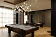 Trilogy NoMa Lounge Billards
