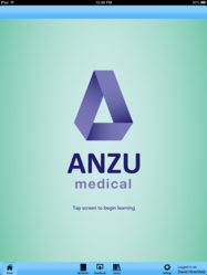 AnzuMedical - Digital Knowledge Platform on the iPad