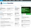 News summaries, U.S., world, business, economy, investing, markets