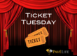 Enter the Ticket Tuesday contest at facebook.com/pavelife