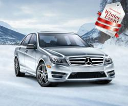 Prestige Motors Rings In The Holidays With Mercedes Benz