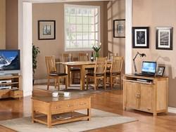 Stock2u Utah Oak Dining & Lounge Furniture