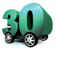 Picture shows the logo for the CIWM Fast 30 list of the UK's fastest growing recycling companies