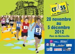 Cross international des Mureaux 2012