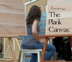 Plank Canvas