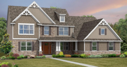 Ohio-based custom home builder Wayne Homes announces new family-friendly custom home floor plan.
