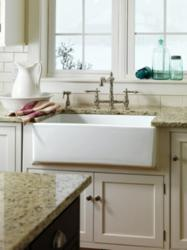 Undermount Farmhouse Sink From Barclay