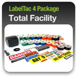 LabelTac 4 Facility Package