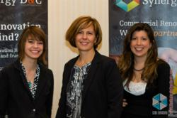 Synergy team at Virginia Women's Business Conference