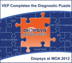 Diopsys NOVA-VEP at the MOA