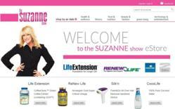 shop.suzannetv.com e-store