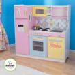 personalized toddler kitchen set