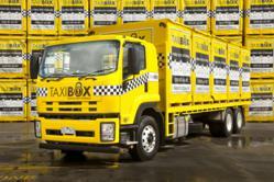 TaxiBox Mobile Self Storage