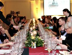 Grand Vintner's Dinner at Wentworth By the Sea Hotel