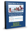 Dimension One Spas - Easy Water Care Guide