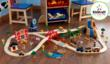 toddler train sets and tables