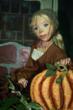 Cinderella marionette at Nashville Public Library