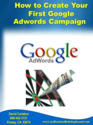 Local Business Marketing Strategy - Adwords