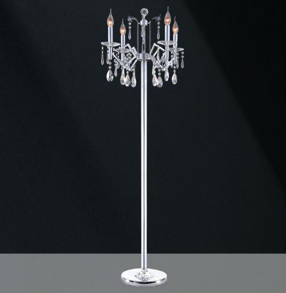 geneva k9 crystal chandelier floor lamp at the interior gallery. Black Bedroom Furniture Sets. Home Design Ideas