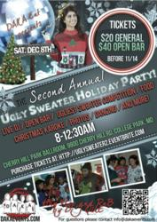 Ugly Sweater Holiday Party DC
