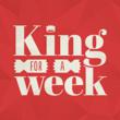 'King For a Week' Fundraising Event Launches - Participants Wear Their Xmas Cracker Hat for 7 Days and Raise Money for Charity