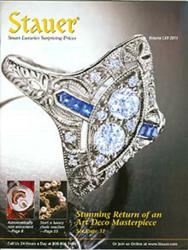 Stauer Jewelry catalog