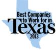 Apex Capital Best Companies to Work for in Texas 2013