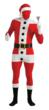 Santa Skin Suit