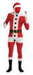 Santa Skin Suit