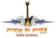 Rock N Roll High School Logo