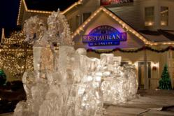 The Shipshewana Ice Festival will thrill young and old.