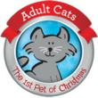 "One of the featured ""Twelve Pets of Christmas"" is Adult Cats, which have the highest euthanasia rate in Los Angeles shelters"